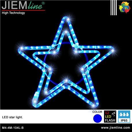 ESTRELLA 2D LED B 60X60 cm - M4-4M-104L-B