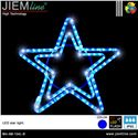 ESTRELLA 2D LED B 60X60 cm