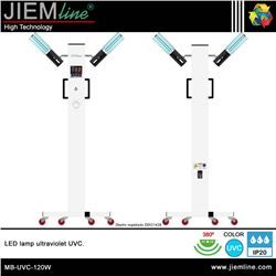 LÁMPARA LED UVC 120W - MB-UVC-120W-1