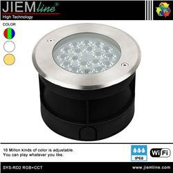 BALIZA SYS LED RGB+CCT 9W WIFI 2,4 Ghz - SYS-RD2 RGB+CCT-1