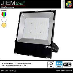PROYECTOR SLIM LED RGB+CCT 200W WIFI 2,4 Ghz - FUT-T08 RGB+CCT-1