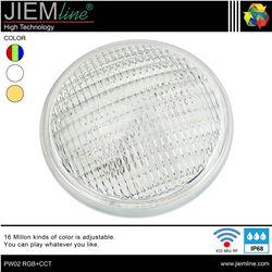 LÁMPARA LED PAR56 RGB+CCT 18W WIFI 2,4 Ghz - PW02 RGB+CCT-1