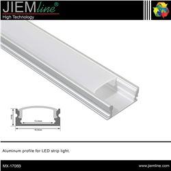 PERFIL ALUMINIO LED 2,5 m - MX-1708