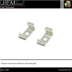 CLIPS PERFIL ALUMINIO LED - MX-1708-C