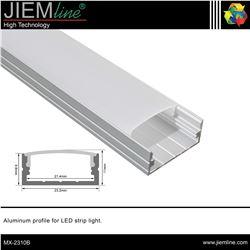 PERFIL ALUMINIO LED 2,5 m - MX-2310B