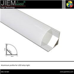 PERFIL ALUMINIO LED 2,5 m - MX-1616H