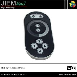CONTROL REMOTO MONOCOLOR WIFI 2,4 Ghz - CONTROL REMOTO RF203