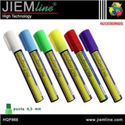 SET 6 ROTULADORES PUNTA 4,5 mm - HQP866