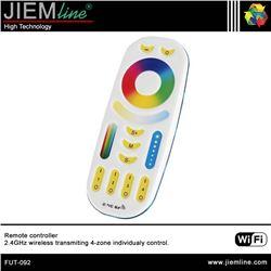CONTROL REMOTO RGB+CCT WIFI 2,4 Ghz - FUT-092-1