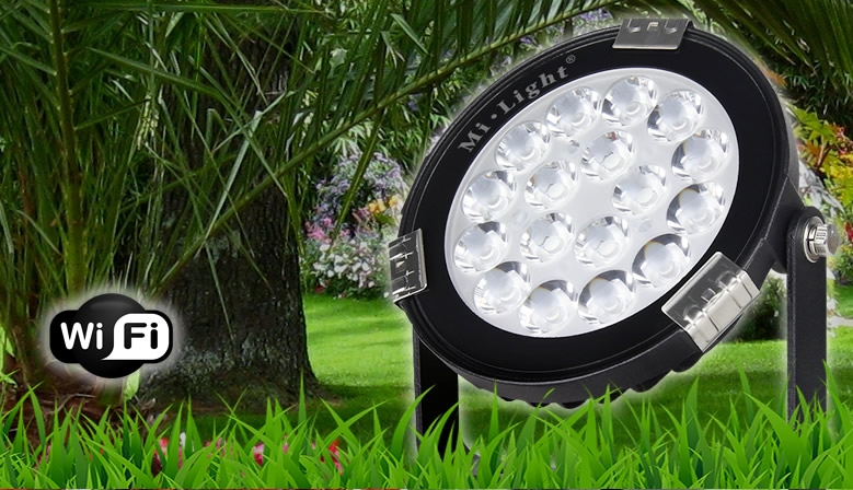 LED FLOOD LIGHT WIFI